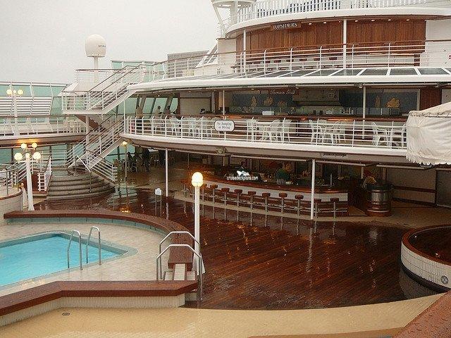 Sun princess photo gallery virtual tour - Riviera pool ...