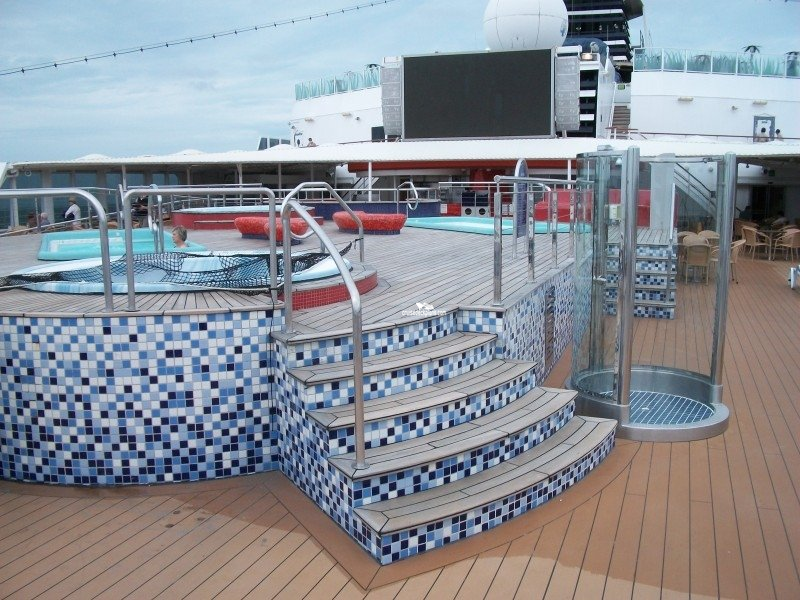 Veendam Lido Deck Plan Tour