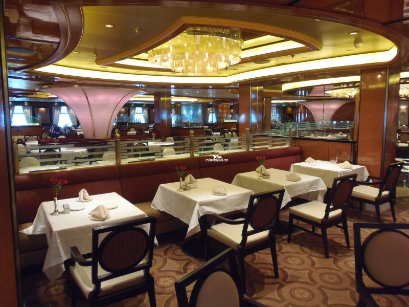 Royal Princess Iii Symphony Dining Room