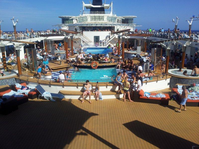 Celebrity Silhouette Cruise Ship - Interior Photos
