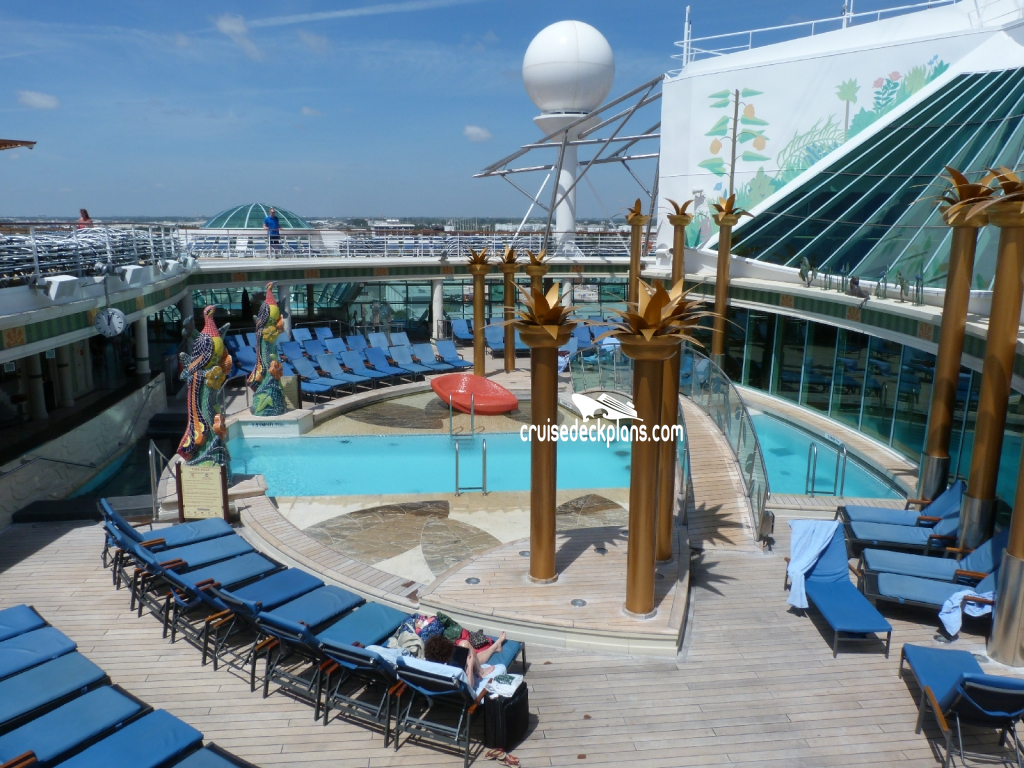 Independence Of The Seas Photo Gallery Virtual Tour