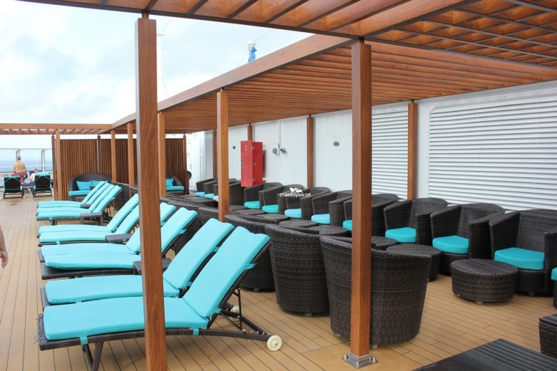 Carnival Dream Serenity Pictures