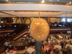 carnival sunshine sunrise dining room pictures
