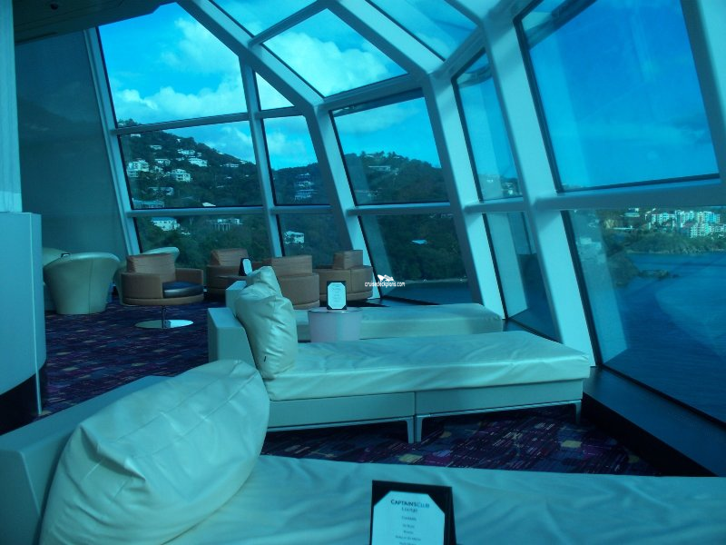Sky observation lounge celebrity silhouette restaurants