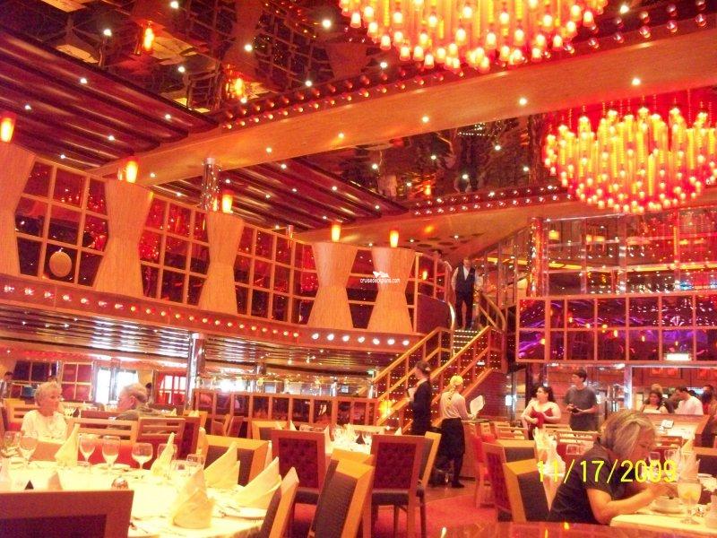 Carnival Dream Scarlett Restaurant Pictures