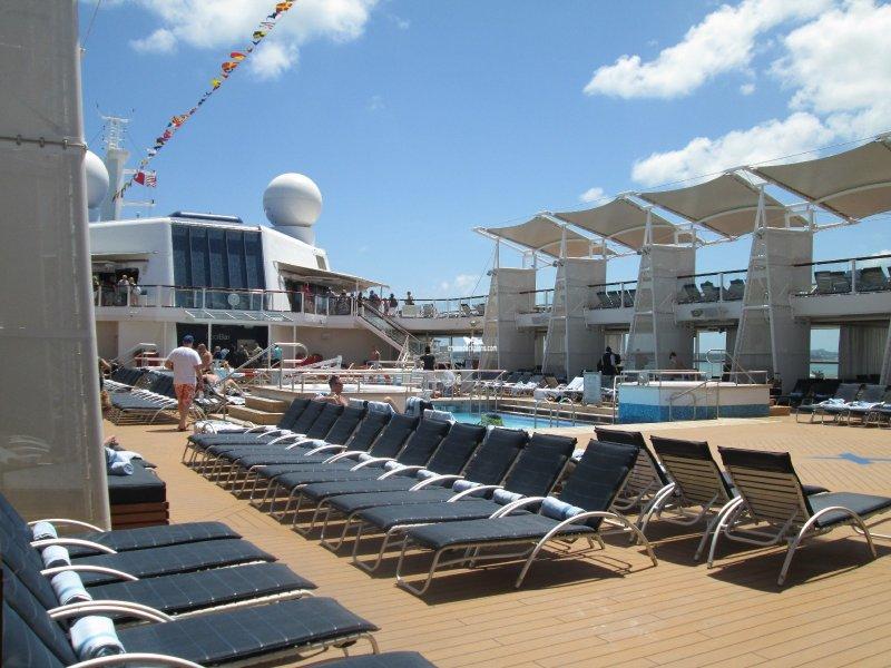 Celebrity Reflection Cruise Ship from Celebrity Cruise Line