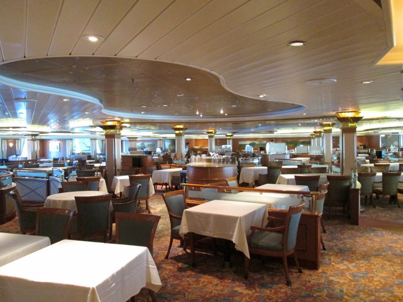 provence dining room | Coral Princess Provence Dining Room Pictures