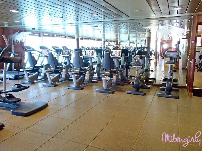 Sky fitness center