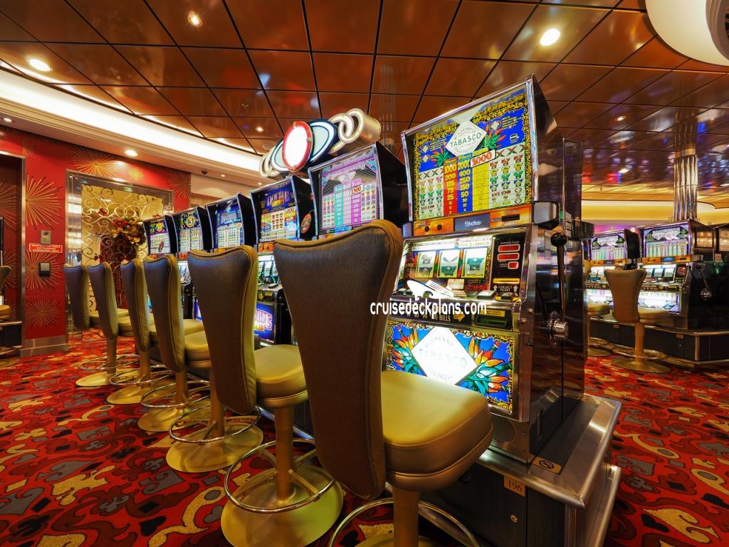 Mobile gambling site