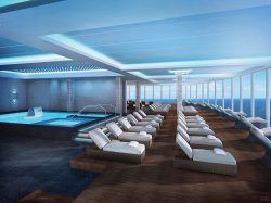 Norwegian Escape Spa Thermal Suite NCL
