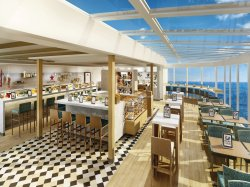 Norwegian Escape Food Republic NCL