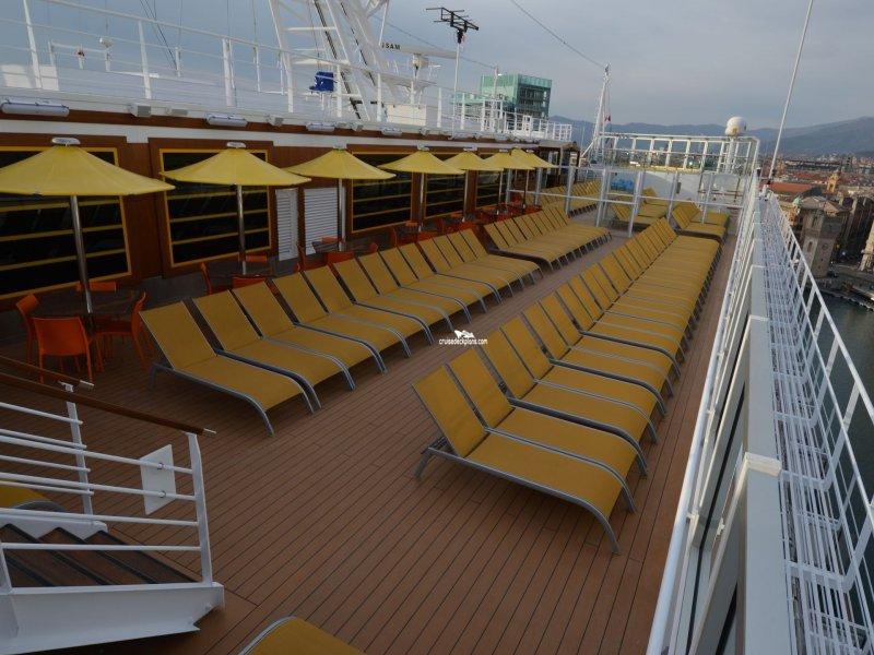 Costa diadema samsara deck pictures for Deckplan costa diadema