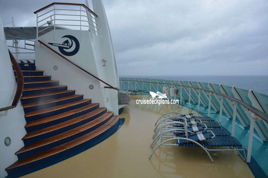 Liberty Of The Seas Deck Aft Pictures - What is the aft of a cruise ship
