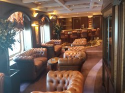 MSC Orchestra La Cantinella Wine Bar anonymous