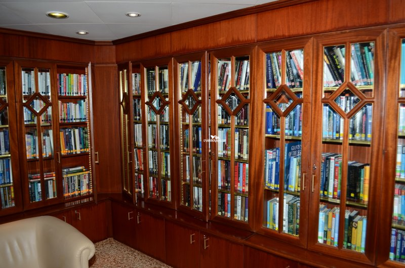 Sea Princess Library