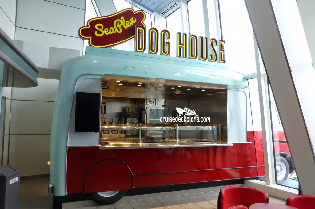 Anthem Of The Seas Seaplex Doghouse
