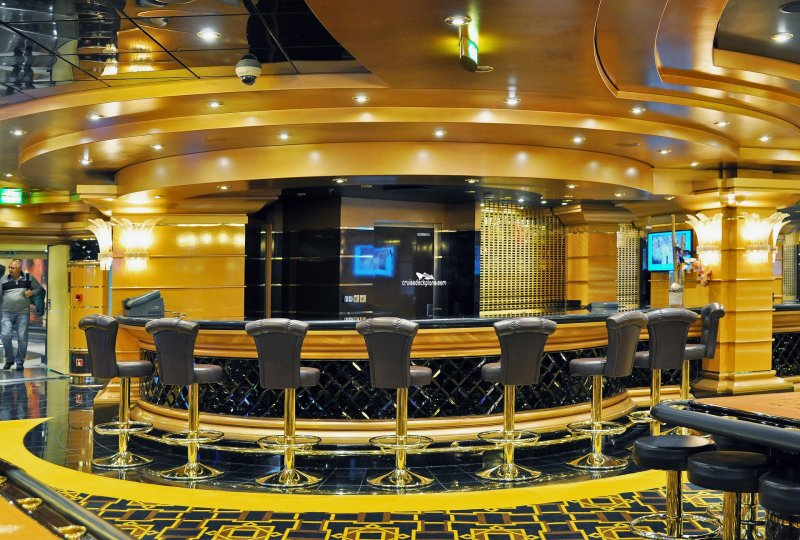 MSC Splendida Royal Palm Casino Pictures