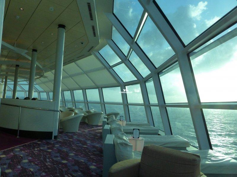Celebrity Silhouette Lido Deck Plan Tour - Cruise Deck Plans
