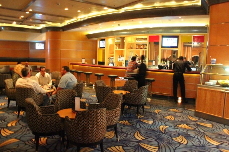 Disney Magic Promenade Lounge
