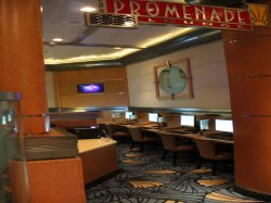 Disney Magic Promenade Lounge anonymous