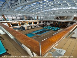 Norwegian Escape The Haven Courtyard Andreas Depping