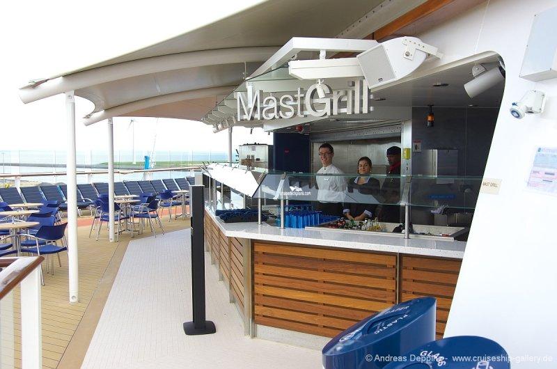 Mast Grill Menu - Celebrity Cruises - Cruise Critic Community