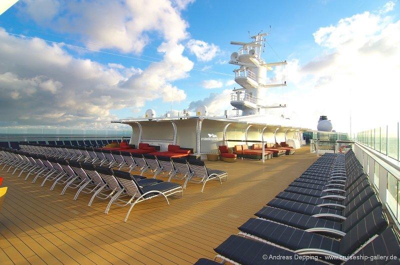 Lack of Promenade Deck - Celebrity Cruises - Cruise Critic ...