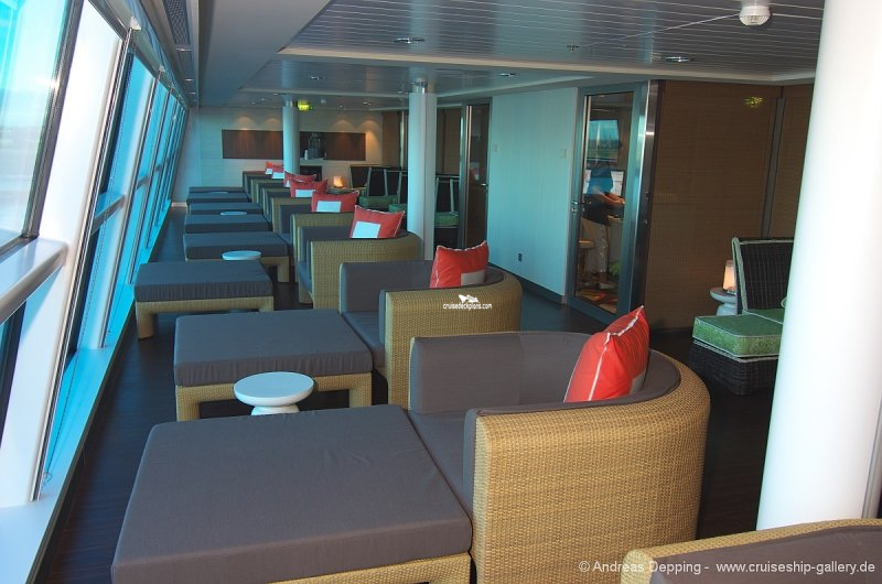 Relaxation Lounge - Celebrity Reflection - Ask a Cruise ...