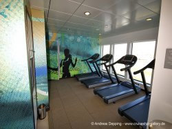 Norwegian Escape Fitness Center Andreas Depping