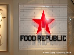 Norwegian Escape Food Republic Andreas Depping