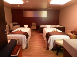 Norwegian Escape Spa Treatment Rooms anonymous