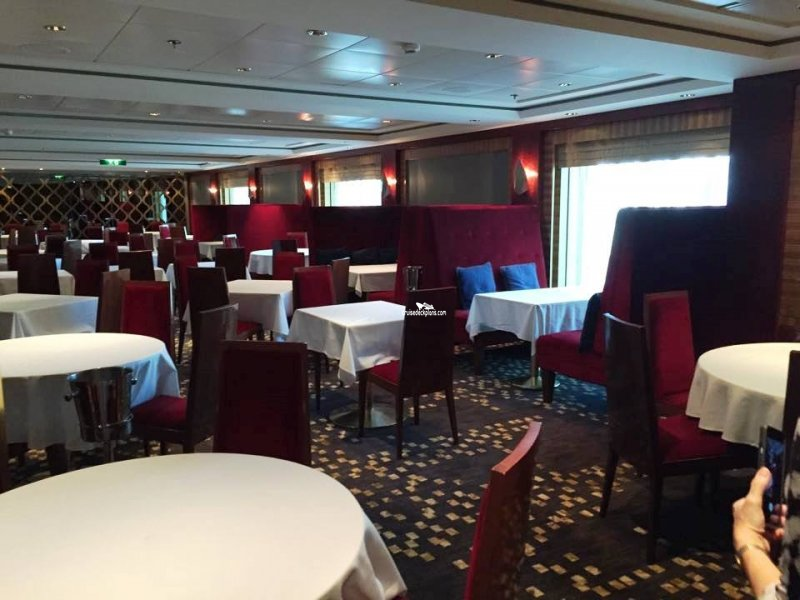 norwegian gem magenta main dining room pictures