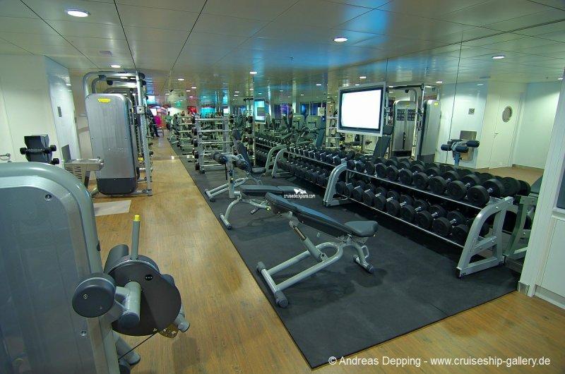 Norwegian Epic Gym Anotherhackedlife Com
