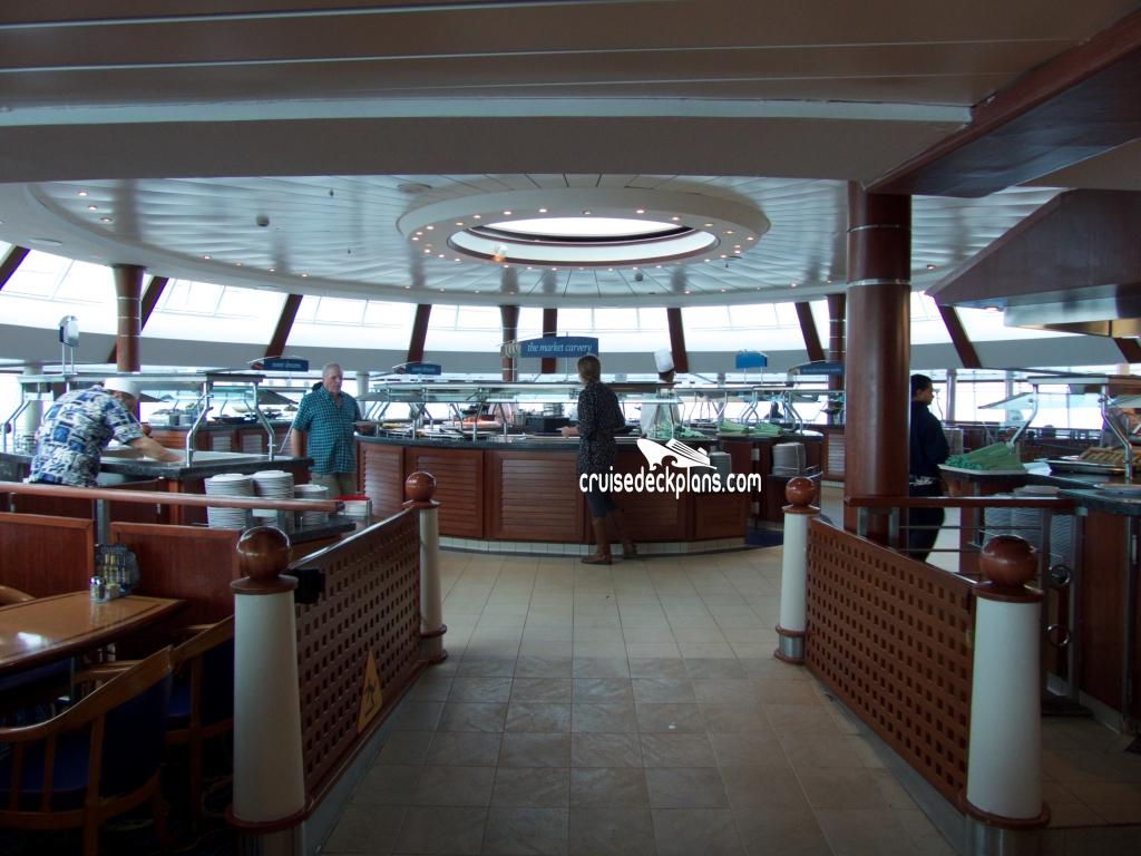 Grandeur Of The Seas Deck 9 Deck Plan Tour