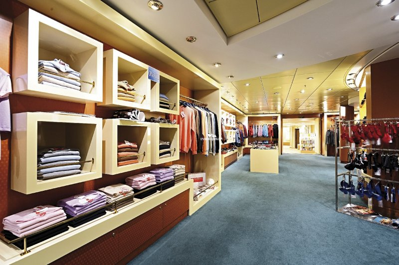 MSC Musica Via Montenapoleone Boutique