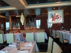 Norwegian Escape Savor Restaurant Lou