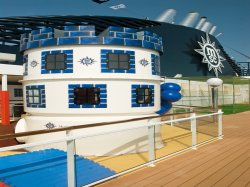 MSC Musica Childrens Outdoor Pool & Games MSC