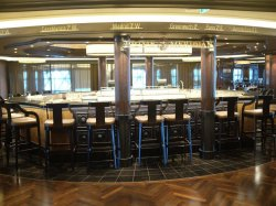 Norwegian Escape Prime Meridian Bar anonymous