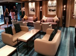 Norwegian Escape The Haven Lounge anonymous