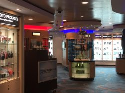 Norwegian Escape Tradewinds and Duty Shops Elizabeth A Dominguez