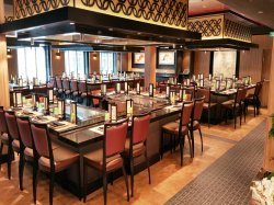 Norwegian Escape Teppanyaki anonymous
