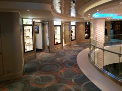 Norwegian Escape Tradewinds and Duty Shops anonymous
