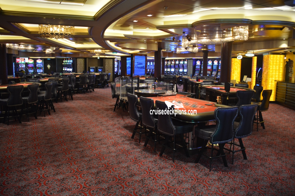 anthem of the seas casino