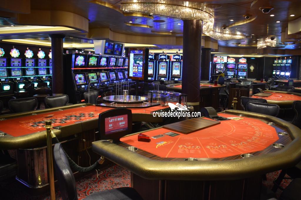 Anthem Of The Seas Casino