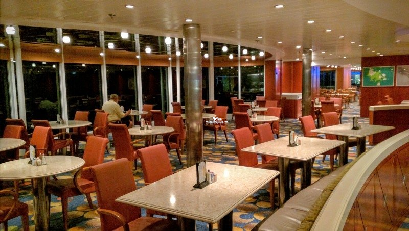 Celebrity Cruises - Oceanview Cafe – Cruise Ship ...