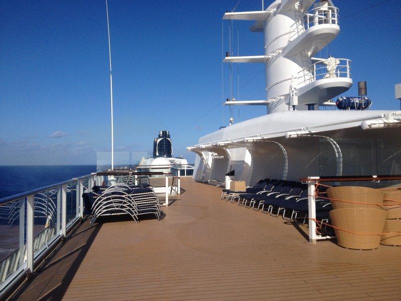 Celebrity Solstice Deck Plan: Promenade Deck - Cruise Advice