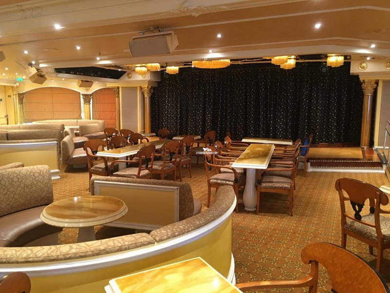 Carnival Victory Adriatic Aft Lounge Pictures