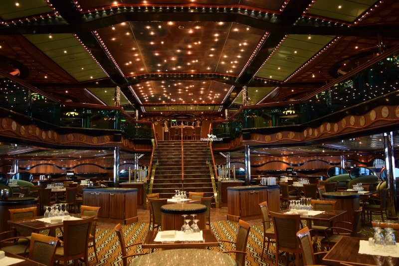 Carnival Triumph London Dining Room Pictures