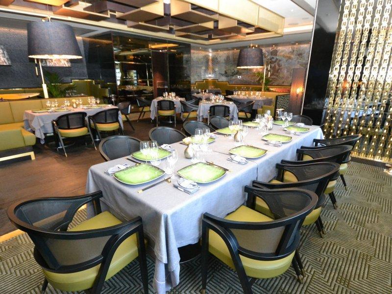Seven Seas Explorer Pacific Rim Restaurant Pictures