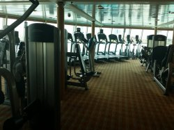 Majesty of the Seas Fitness Center anonymous